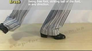 Brush in step. Научиться танцевать степ(Научиться самому танцевать степ (чечетку) http://step-for-step.com.ua/ ..., 2012-01-21T13:30:18.000Z)