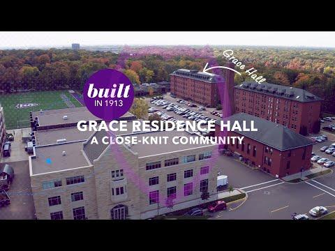 St. Thomas Grace Residence Hall Tour