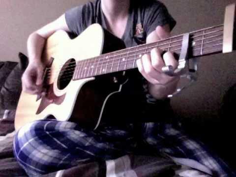 Rattlin' Bones by Kasey Chambers & Shane Nicholson (guitar cover)