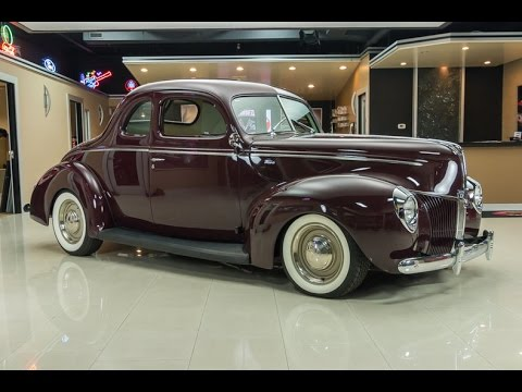 1940 Ford Coupe For Sale Youtube
