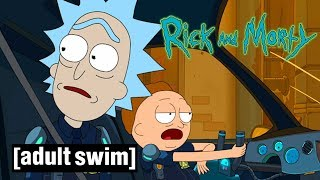 Rick and Morty | Politisch korrekt | Adult Swim