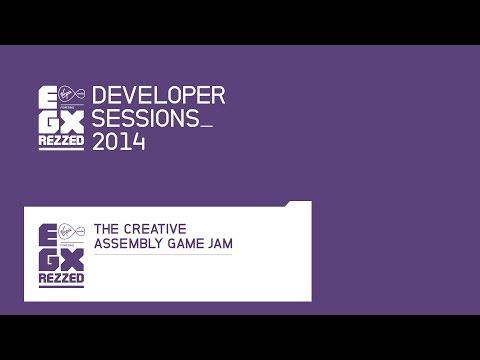 The Creative Assembly Game Jam - EGX Rezzed 2014