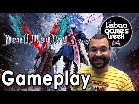 Devil May Cry 5 Demo - A Rank - Lisboa Games Week thumbnail