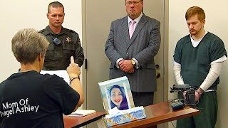Mom Confronts Man Who Killed Dismembered Daughter