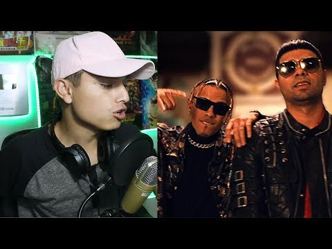 [Reaccion] Rauw Alejandro X Chencho Corleone - El Efecto (Video Oficial) Themaxready