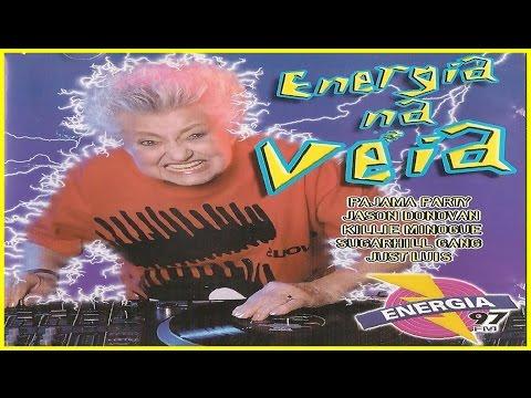 Energia Na Véia [2001] - Energia 97 FM [CD, Compilation]