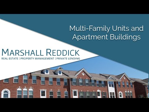 Multi-Family Units and Apartment Buildings