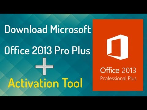Download, Install & Activate Microsoft Office 2013 Pro Plus | PCGUIDE4U