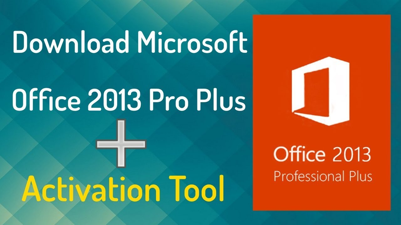 Microsoft Office 2013 Professional Plus Download Install Activate Microsoft Office 2013 Pro Plus Pcguide4u