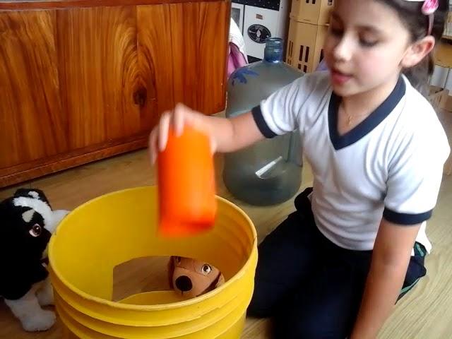Proyecto de Ciencias. Primaria (Segundo Grado) • Colegio Clara Casas Morales.