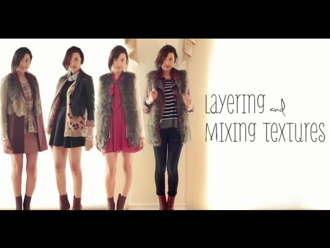 Layering and Mixing Textures