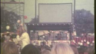 1969 Texas International Pop Festival - Home Movies (no audio)
