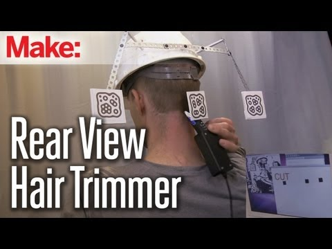 Making Fun: Computer Vision  Hair Trimmer