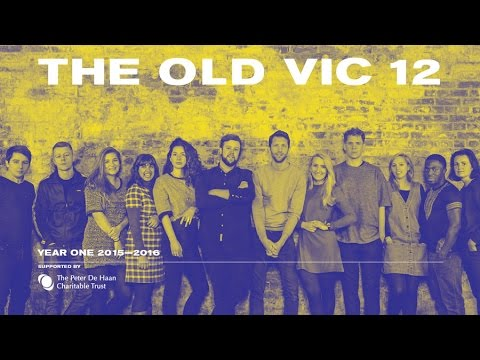 THE OLD VIC | Year One of The Old Vic 12
