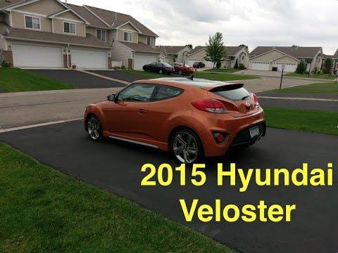 2015 Hyundai Veloster Turbo Walkthrough