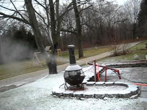 home snow machine