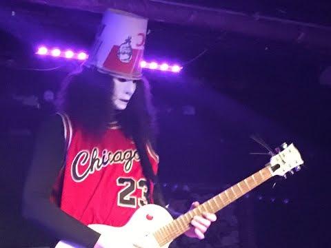 Buckethead - Live - Gabe's - Iowa City - 03/19/2018