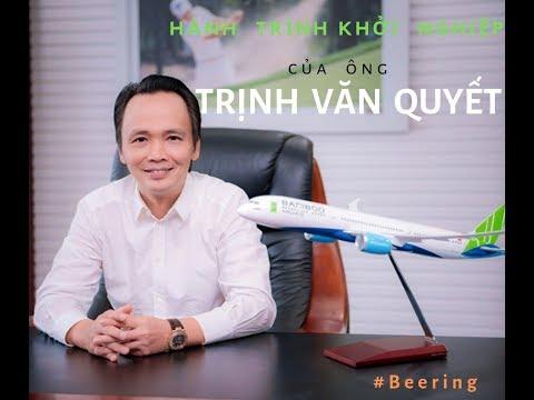 Trịnh Văn Quyết chủ tịch FLC chia sẻ bí quyết khởi nghiệp thành công