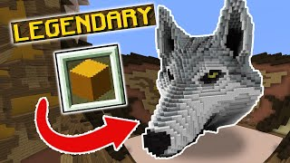 TRIPLE WIN LEGENDARY (Minecraft Build Battle)