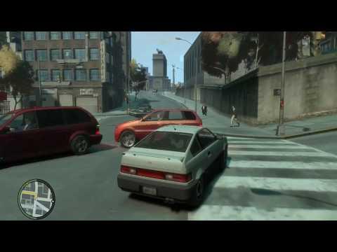 GTA 4 - Mission #10 - Clean Getaway