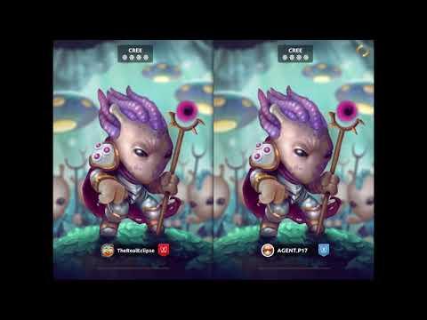 Mushroom Wars 2 - Games Against a Top Player |