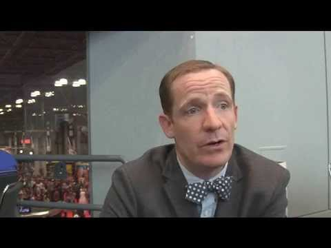 Marc Evan Jackson at NYCC 2014