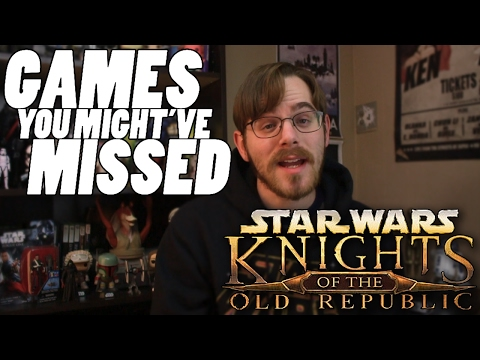 Knights of the Old Republic - Games You Might've Missed