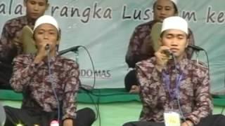 Nurul Wujud - Qolbi Lak | As Syafaah Waru Fesban Unv Wijaya Putra  juara 1 sip