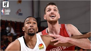 Croatia vs Oklahoma City Thunder - Full Game Highlights | July 12, 2019 NBA Summer League
