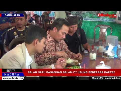 Inilah Rival Salam, Sahabat Latif Muhni Di Pilkada Bangkalan Madura TV 18092017