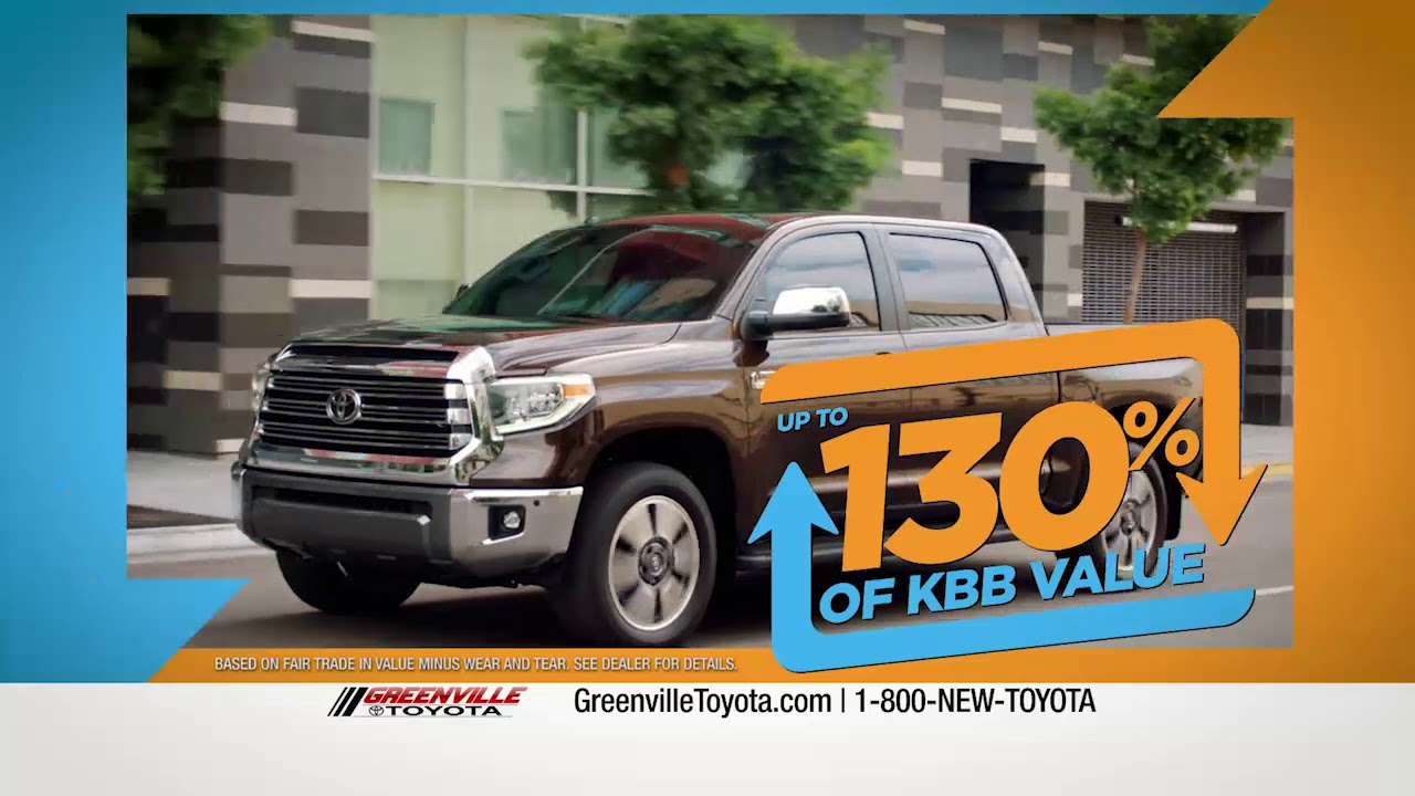 Greenville Toyota | New & Used Toyota Dealership | Near