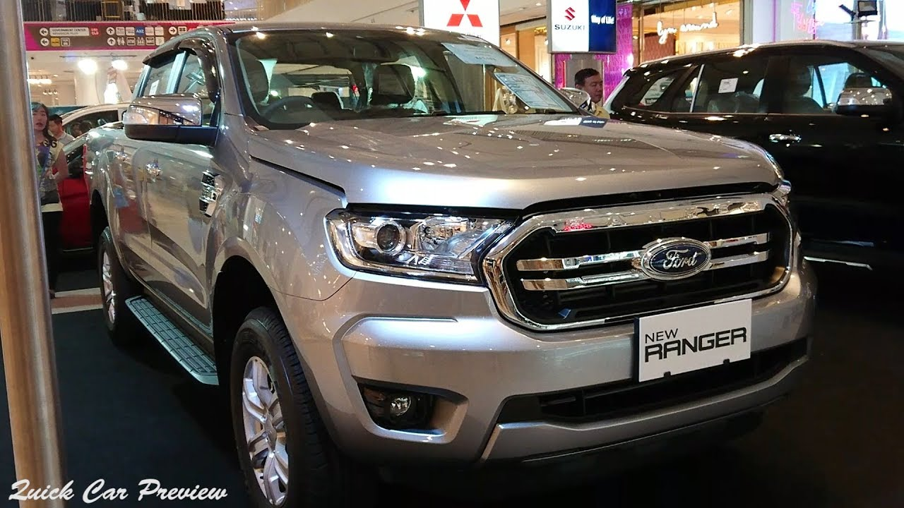 quick preview 2019 ford ranger facelift 2 2 xlt a t