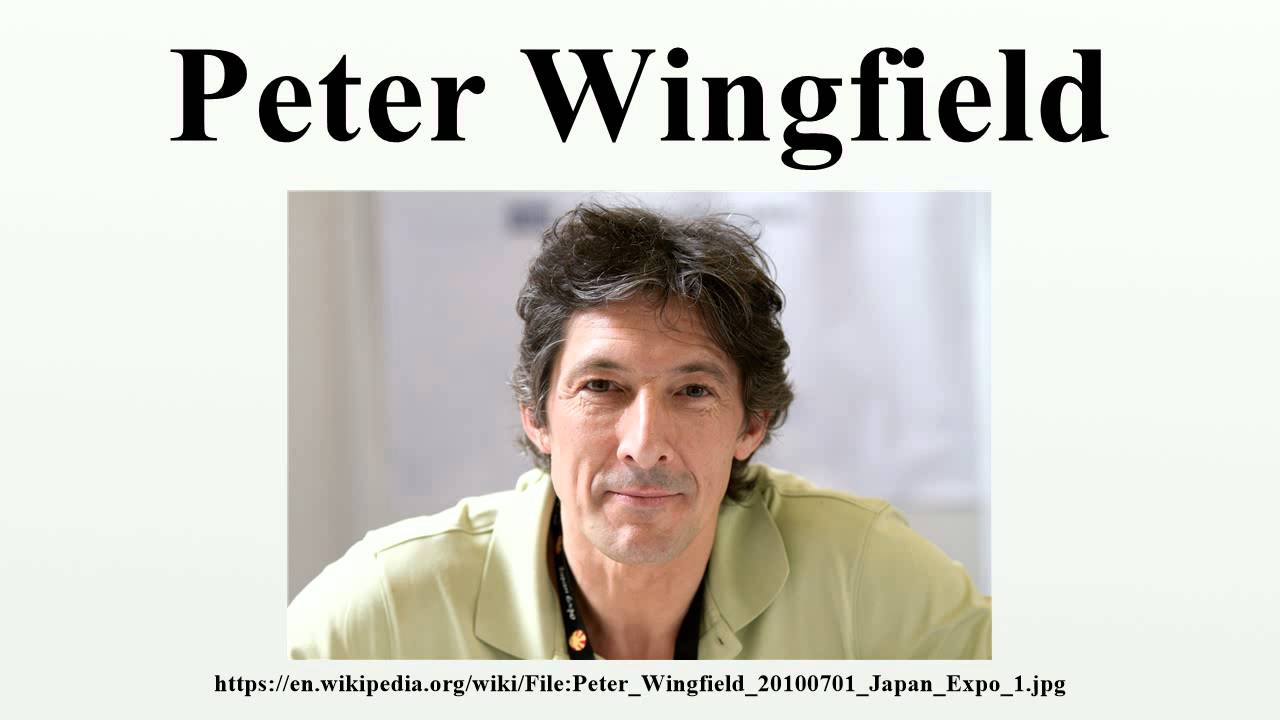 Peter Wingfield (born 1962)