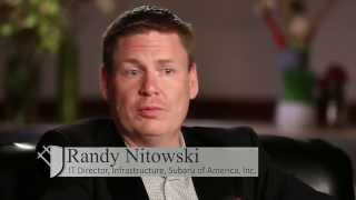 What Keeps You Up At Night? Randy Nitowski IT Dir. Subaru of America