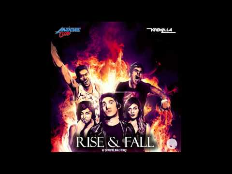 Adventure Club + Krewella  Rise And Fall AT DAWN WE RAGE REMIX