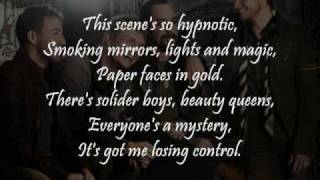 (HQ) Backstreet Boys - Masquerade (With Lyrics)