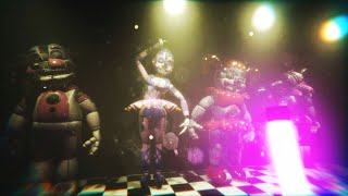 NO VAS A CREER Lo que ENCUENTRO en el SOTANO.. MUY PERTURBADOR | FNAF Fredbears Entertainment Center
