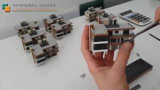 İntegral Maket-Mimari Maket Nasıl Yapılır?(1) Maket Firmaları Maketçiler Maket Yapan Yerler