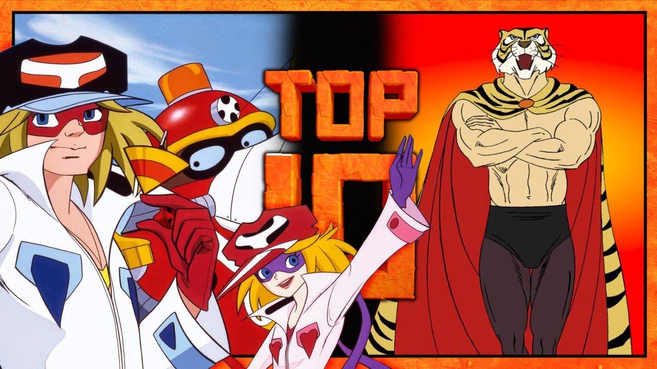 Migliori cartoni animati di super 3 top 10 youtube