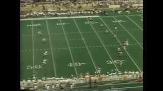 1993 #10 Tennessee vs. #2 Alabama Highlights
