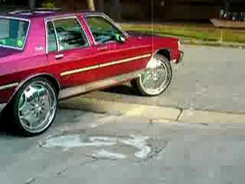 Candy Box Chevy Floatin 4s 706 stunnas