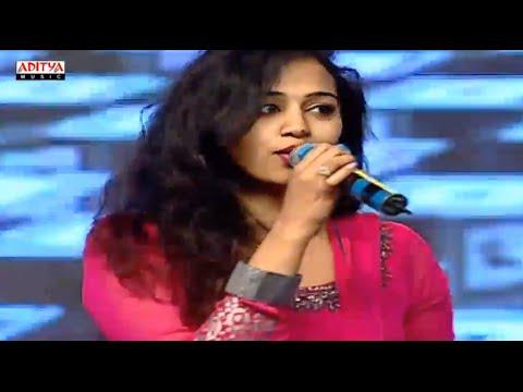 Jaaruko Song Performance @ S/o Satyamurthy Audio Launch Live || Allu Arjun, Trivikram, Samantha