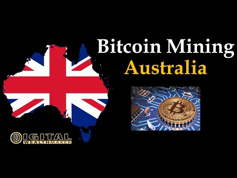 Bitcoin Mining Australia - How To Start Bitcoin Mining For Beginners (Super Easy) - Ultimate Guide
