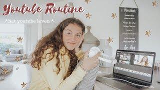 EEN KIJKJE IN HET YOUTUBE LEVEN  ✩ Eva Rose