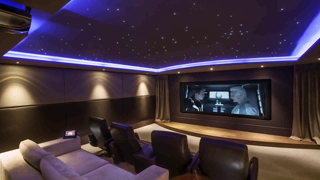 Design Your Own Home Theater Room