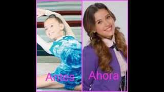 Antes y despues de los integrantes de Eme 15