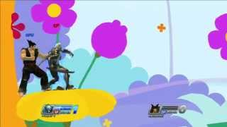 Playstation All Stars Battle Royale - Raiden Level 3 Super
