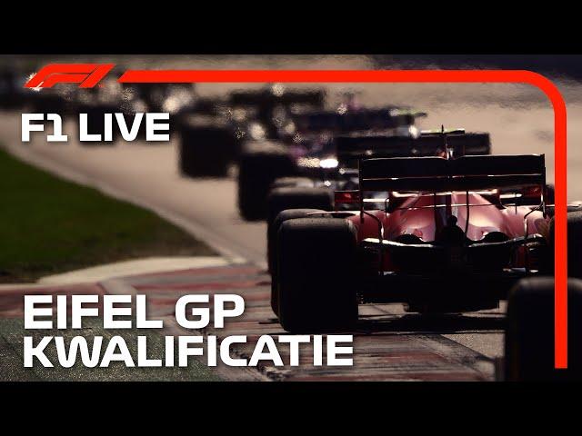 F1 LIVE: 2020 Eifel Grand Prix - Kwalificatie | Nederlands Commentaar