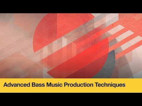 Advanced Bass Music Production Techniques  Course Trailer