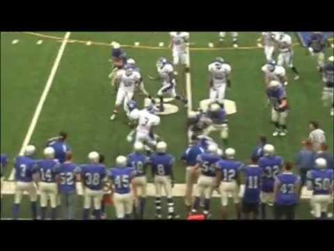 Princeton High School Football 2008 Highlight Video